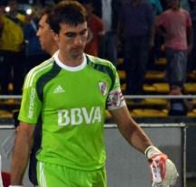 Barovero celebró que su lesión no es de gravedad