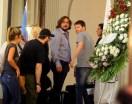 Famosos, políticos y empresarios despidieron a Sofovich en la Legislatura