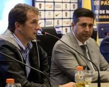 """Angelici le respondió a Arruabarrena: """"Debe preparar los partidos, de las fechas nos ocupamos nosotros"""""""