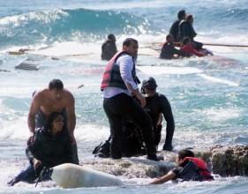 Otro naufragio con 200 inmigrantes: al menos tres muertos