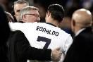 El DT Ferguson dijo que prefiere a Cristiano Ronaldo antes que a Messi