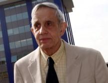 Murió el matemático y premio Nobel John Nash en un accidente