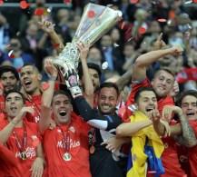 Sevilla bicampeón de la Liga de Europa