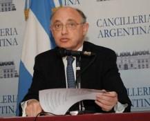 AMIA: Timerman pidió explicaciones a EE.UU. y la Unión Europea