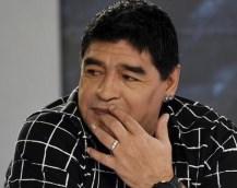 """Maradona acusó a Claudia Villafañe de ser una """"ladrona"""""""
