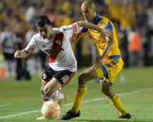 River empató en México con Tigres y buscará la Libertadores en el Monumental