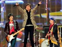 Los Rolling Stones actuarán en febrero de 2016 en Argentina