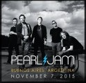 Pearl Jam se presentará en el Estado Único de La Plata