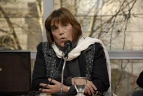 Fabiana Tuñez, la nueva titular del Consejo Nacional de la Mujer.