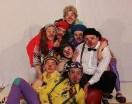 Presentan un novedoso taller de Clown