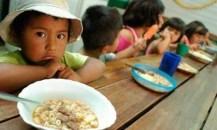 Desnutrición, el flagelo que más duele
