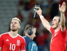 Gales se lo dio vuelta a Bélgica y es semifinalista de la Eurocopa