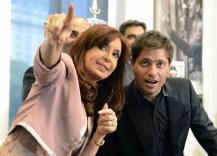 Marijuán pidió la indagatoria de Cristina Kirchner y de Axel Kicillof