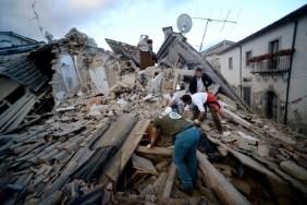 Ascienden a 267 los muertos y un sismo de 4,9 grados reavivó el terror en el centro de Italia