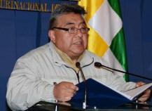 Conmoción en Bolivia por el brutal asesinato del viceministro del Interior