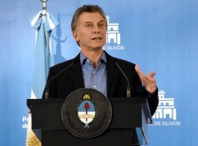 """Macri admitió que la pobreza cero """"en cuatro años no se alcanza"""""""
