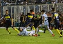 Boca estuvo dos veces en ventaja en Tucumán pero no supo ganarlo