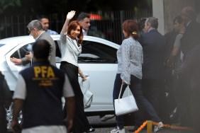 "Cristina Kirchner declaró como testigo: ""La causa AMIA fue un escenario de operaciones políticas"""