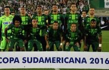 Chapecoense fue declarado campeón de la Sudamericana y jugará la Libertadores 2017