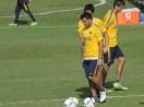 Boca hizo fútbol sin Tevez pero jugaría el Superclásico