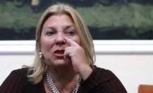Odebrecht: Carrió pide que se investigue la plata que recibió el jefe de inteligencia