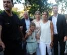 """Nisman murió por denunciar a Cristina Fernández"", dijo el fiscal Moldes en el homenaje en Plaza de Mayo"