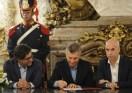 """Macri: """"El traspaso de la Justicia a la Ciudad va a mejorar la seguridad"""""""