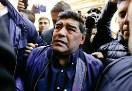 Maradona protagonizó un nuevo escándalo en un hotel en Madrid
