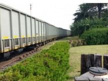 El Puerto La Plata puso en marcha un nuevo enlace de vías