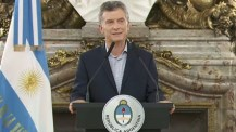 """Macri anunció que ya se anuló el cambio sobre jubilaciones y que """"se liquidará como siempre"""""""