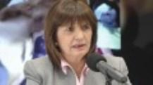 Detuvieron a dos personas por el hackeo a la ministra Patricia Bullrich