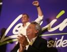El oficialista Lenín Moreno se imponía en las elecciones presidenciales en Ecuador