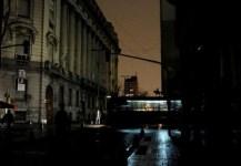 Más de 40.000 personas seguían sin luz en el área Metropolitana