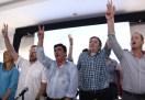 Ofensiva contra el gobierno del peronismo en todas sus variantes