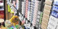El 86% de los kioscos relevados exhiben paquetes de cigarrillos.