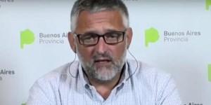 Ministro de Trabajo de la Provincia de Buenos Aires, Marcelo Villegas.