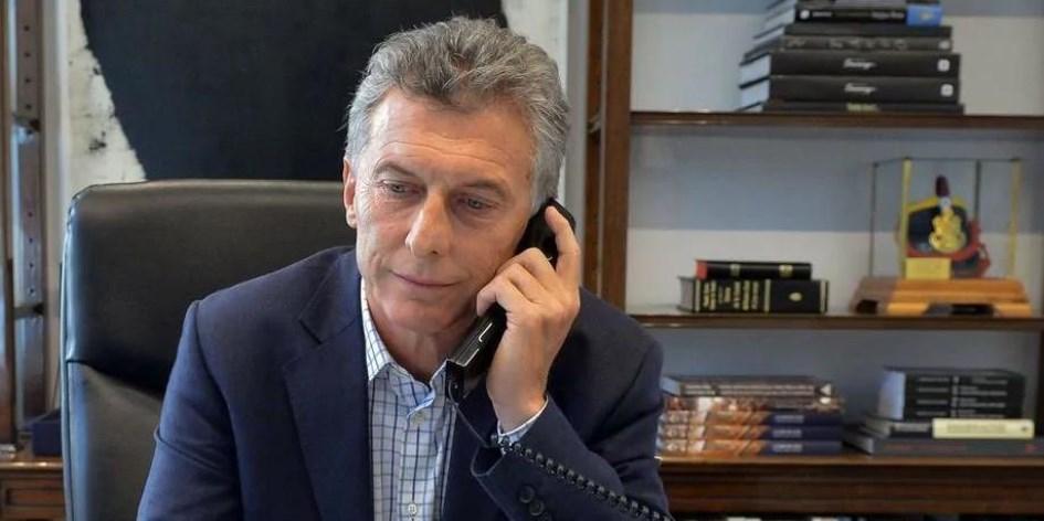 Macri habló con Rajoy y le transmitió la solidaridad del Gobierno argentino