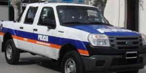 Policía de la Provincia de Buenos Aires.