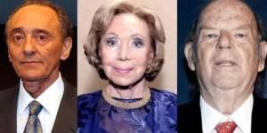 La Cámara Federal porteña confirmó los sobreseimientos del CEO de Clarín, Héctor Magnetto; la dueña del grupo Ernestina Herrera de Noble, y el directi