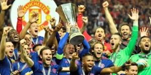 La Liga de Europa significó la segunda conquista del año para Manchester United junto con la Copa de la Liga de Inglaterra.