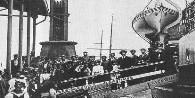 La Argentina de principios del siglo XX atrajo a millones de inmigrantes europeos. Erámos el segundo país del mundo en aplicar el sistema que permitió