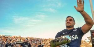 Los Pumas lograron su primer triunfo de la gira con una contundente victoria ante Georgia