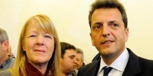 Massa y Stolbizer serán candidatos a senadores.
