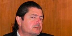 Julio Novo, suspendido fiscal general de San Isidro.