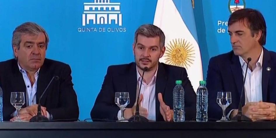 """Peña: """"Los ministros que serán candidatos renunciarán a sus cargos el 14 de julio"""""""