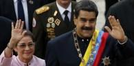 La sombra de Bolivar guía a Maduro
