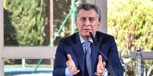 """Macri sobre la marcha de la CGT: """"Tuvimos elecciones el domingo, ese grupo perdió la capacidad de escuchar"""""""