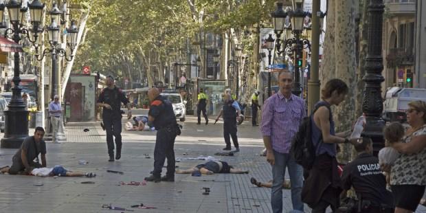 El Estado islámico se atribuye el atentado en Barcelona en el que murieron 13 personas y 80 resultaron heridas