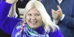 """Carrió celebró el pedido de detención de Julio De Vido: """"¡Qué caviar, qué champagne!"""""""