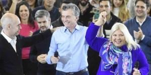 """Macri advirtió que cómplices de la corrupción de la década pasada van a terminar como los narcos, todos presos"""""""